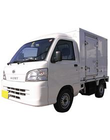 画像:軽・1ボックス冷凍車